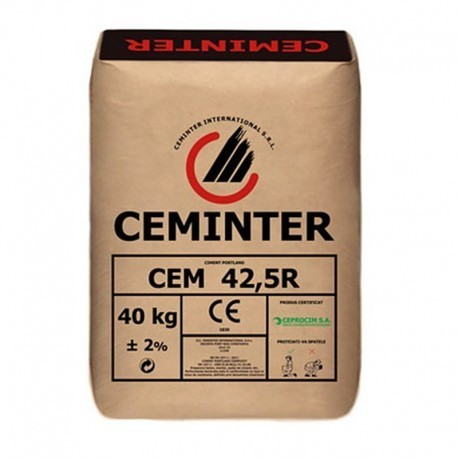 CIMENT CEMINTER, 40KG