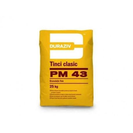 TINCI, PM43, 25KG, DURAZIV