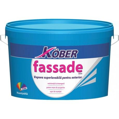 VOPSEA LAVABILA EXTERIOR, ALBA, FASSADE, 8.5L, KOBER