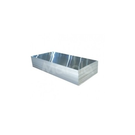 TABLA ALUMINIU LISA, GR 3MM, 1000MMX2000MM