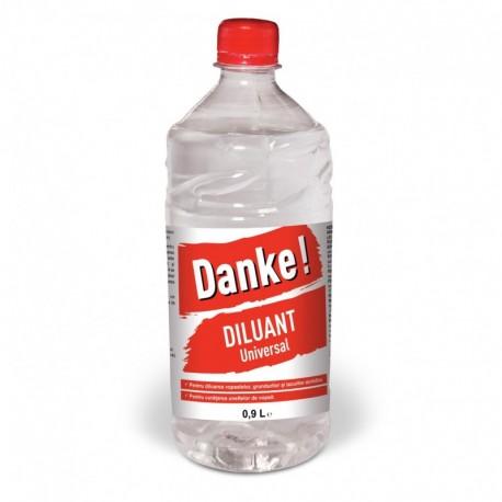 DILUANT UNIVERSAL, 0.9L, DANKE