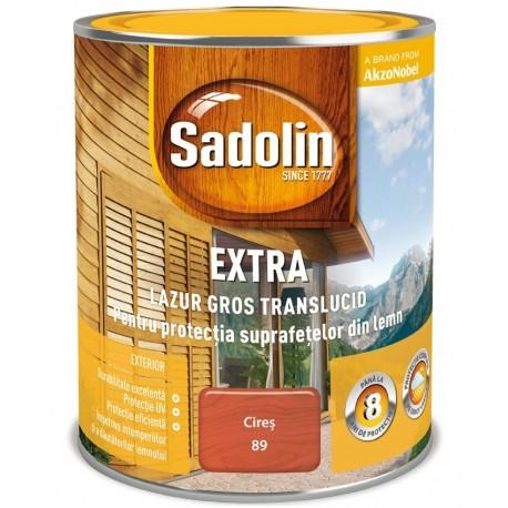 LAC LAZUR, GROS, TRANSLUCID, INTERIOR / EXTERIOR, CIRES, 0.75L, SADOLIN