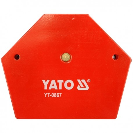 DISPOZITIV MAGNETIC FIXARE PENTRU SUDURA, YT-0867, 34KG, YATO