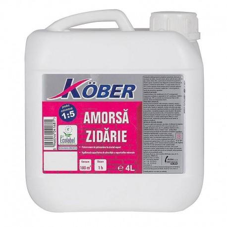 AMORSA ZIDARIE, G8101, 4L, KOBER