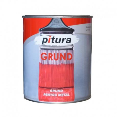 GRUND PENTRU METAL, GRI DESCHIS, G5180-1, 4L, PITURA