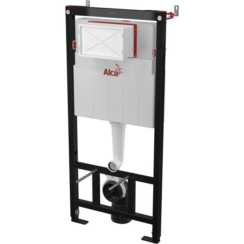 AM101/1120 CADRU WC + REZERVOR INGROPAT PENTRU INSTALARI USCATE IN RIGIPS