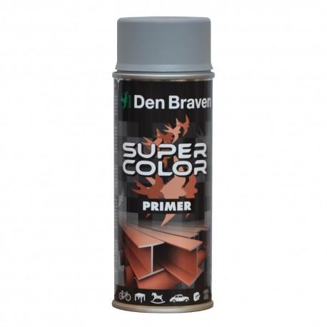 SPRAY GRUND PRIMER, GRI, 400ML, DEN BRAVEN