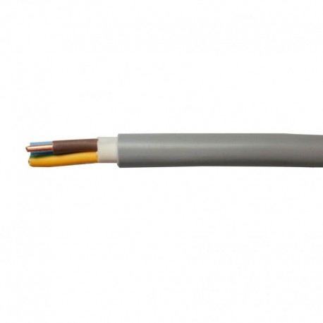CABLU ELECTRIC, CYYF 3X1.5 MMP, CUPRU