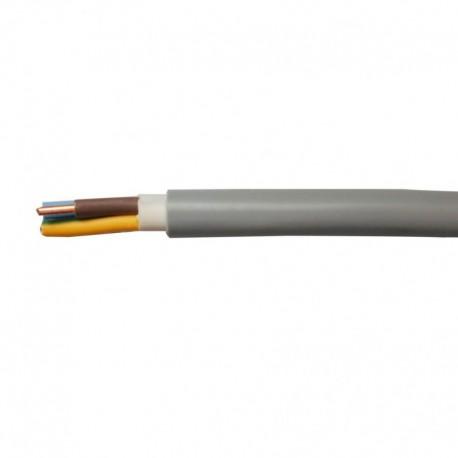 CABLU ELECTRIC, CYYF 3X2.5 MMP, CUPRU